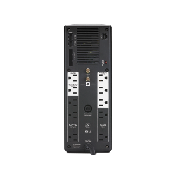 Picture of APC Power-Saving BACK-UPS Pro BR1500GI 1500VA/865W เครื่องสำรองไฟ