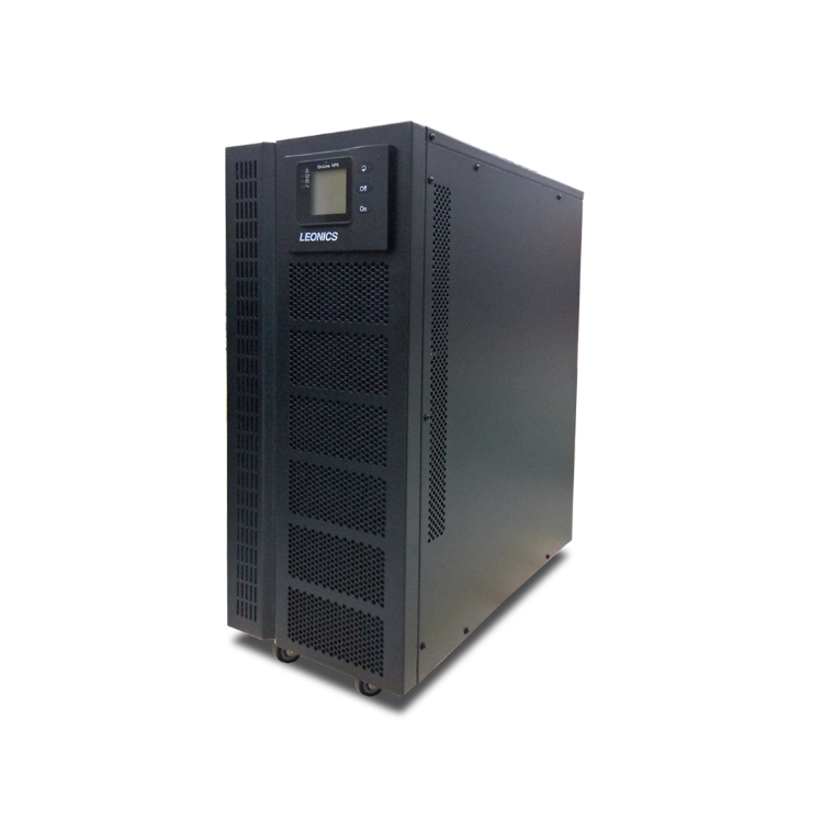 Picture of LEONICS UPS UKT-6K 6000VA/5400W True on-line Tower เครื่องสำรองไฟ รับประกัน 2 ปี