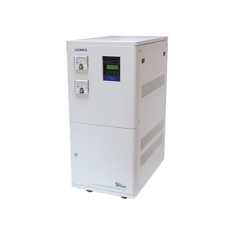 Picture of LEONICS WiseMP 11 series 10kVA STABILIZER เครื่องปรับแรงดันไฟฟ้า รับประกัน 2 ปี  (รักษาระดับแรงดันแต่ไม่สำรองไฟ)