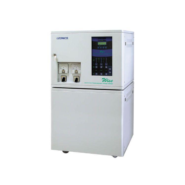 Picture of LEONICS WiseMP 33 series 10kVA - 210kV STABILIZER เครื่องปรับแรงดันไฟฟ้า รับประกัน 2 ปี  (รักษาระดับแรงดันแต่ไม่สำรองไฟ)