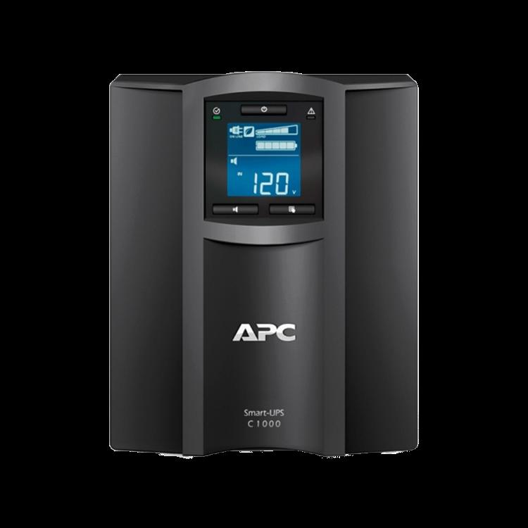 Picture of APC SMART-UPS SMC1000IC 1000VA/600W เครื่องสำรองไฟ
