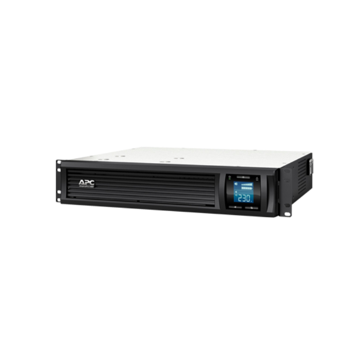 Picture of APC SMART-UPS SMC1000I-2UC 1000VA/600W Rackmount 2U เครื่องสำรองไฟ