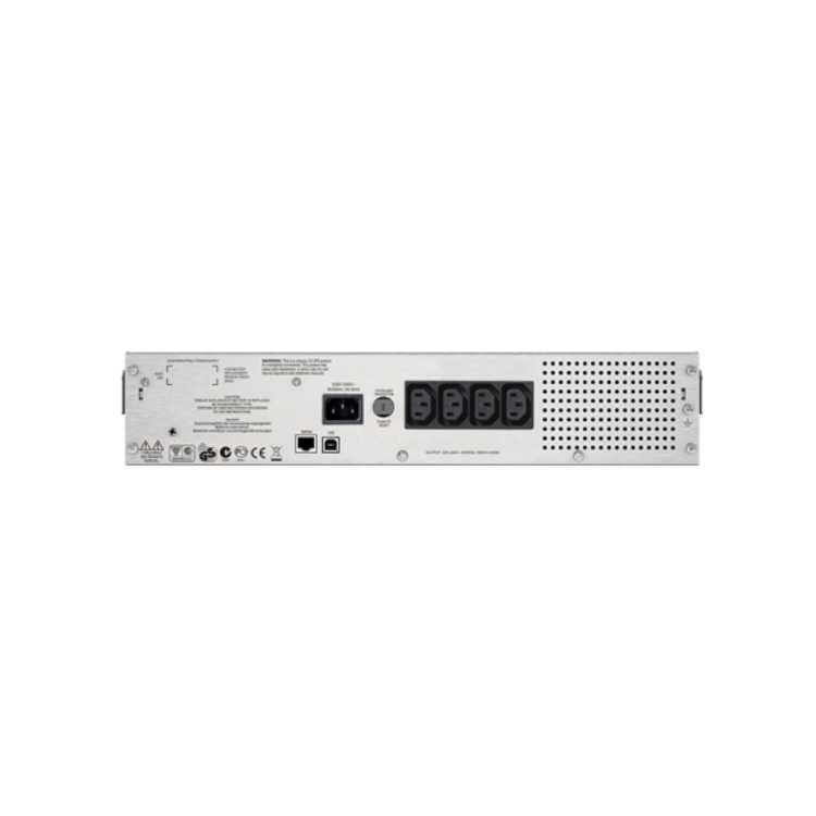 Picture of APC SMART-UPS SMC1500I-2UC 1500VA/900W Rackmount 2U เครื่องสำรองไฟ