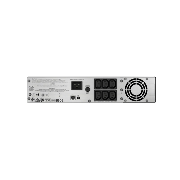 Picture of APC SMART-UPS SMC2000I-2U 2000VA/1300W Rackmount 2U เครื่องสำรองไฟ