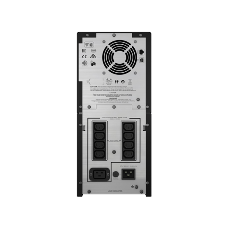 Picture of APC SMART-UPS SMC3000I 3000VA/2100W เครื่องสำรองไฟ