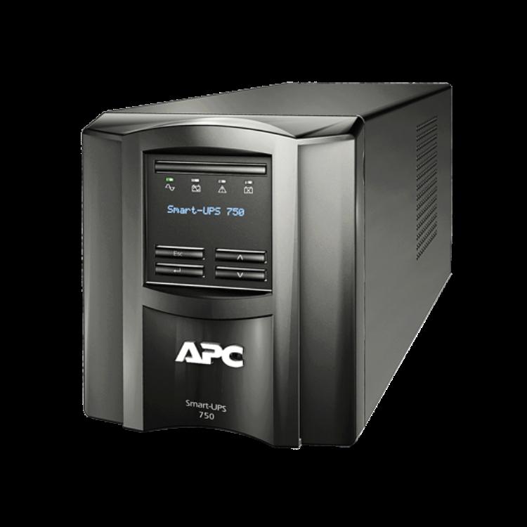 Picture of APC  SMART-UPS SMT750IC 750VA/500W เครื่องสำรองไฟ