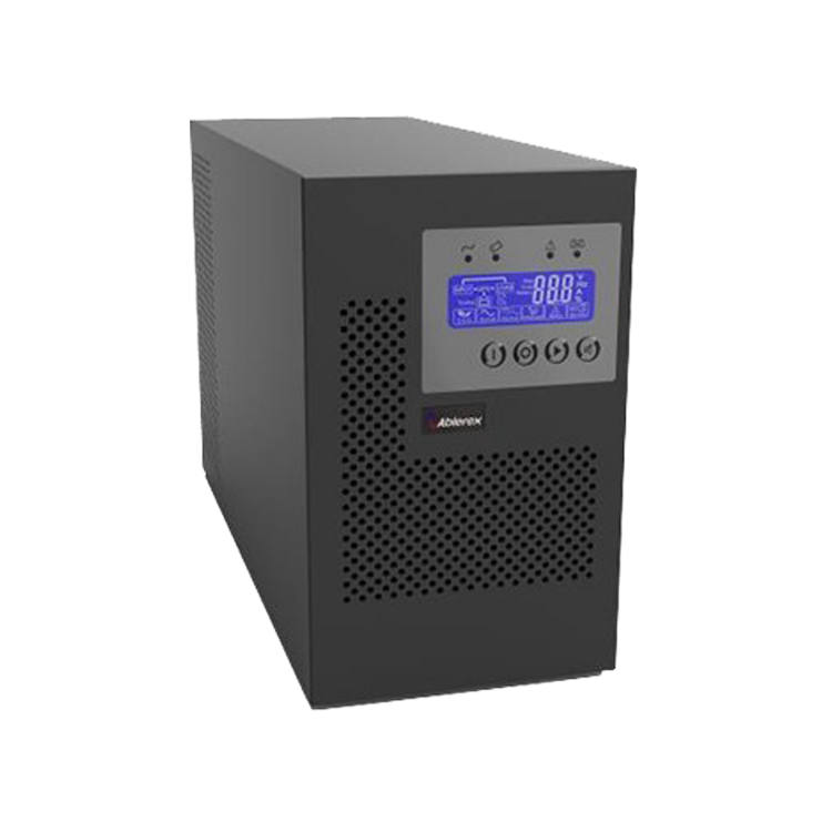 Picture of ABLEREX EVO1000 True online UPS 1000va/900w with LCD display เครื่องสำรองไฟ