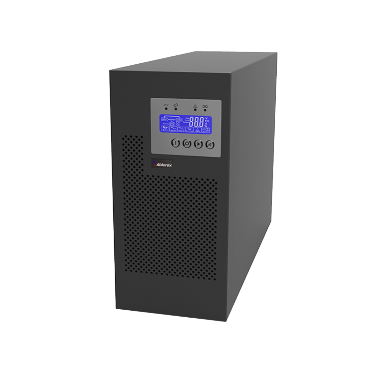 Picture of ABLEREX EVO2000 True online UPS 2000va/1800w with LCD display เครื่องสำรองไฟ