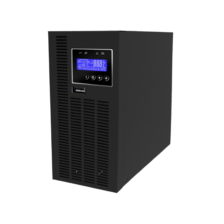 Picture of ABLEREX RSPLUS-3000 3000va/2700w with LCD display เครื่องสำรองไฟ