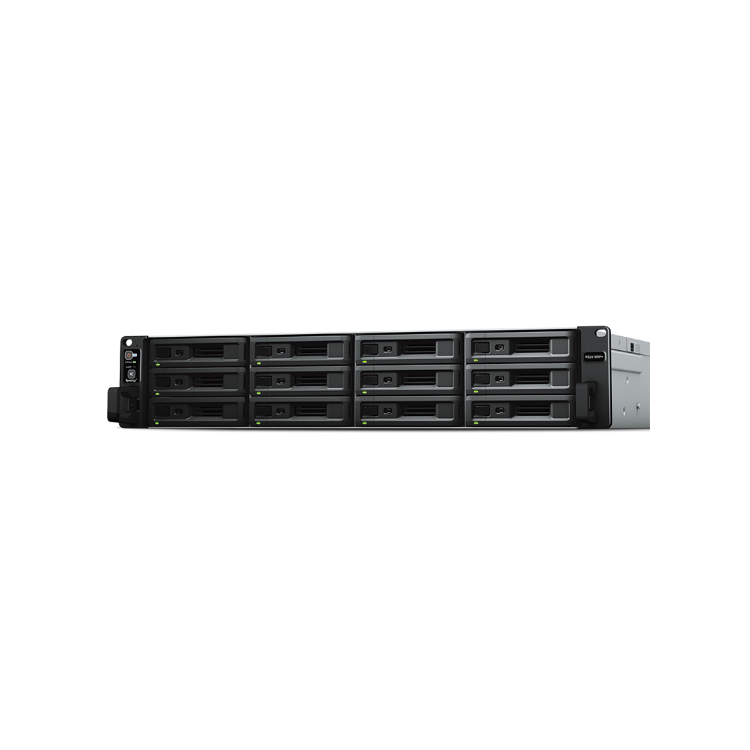 Picture of SYNOLOGY RackStation RS2418RP+ 4GB (PN:NAS-SYN-RS2418RP+)