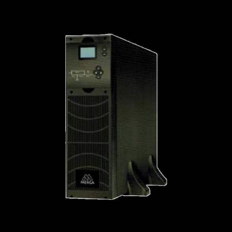 Picture of MEXGA UPS UKM-10000 10000VA/9000W TRUE ON LINE RACK MOUNT เครื่องสำรองไฟ รับประกันสินค้า 2 ปี