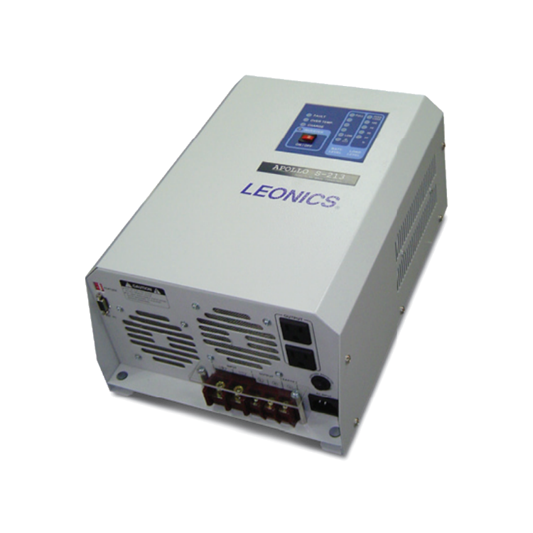 Picture of LEONICS APOLLO S-210A 150VA/150W Pure Sine Wave อินเวอร์เตอร์แบบสองทิศทาง