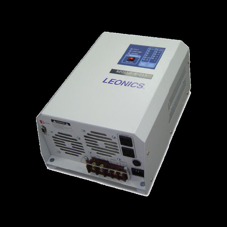 Picture of LEONICS APOLLO S-211A 300VA/300W Pure Sine Wave อินเวอร์เตอร์แบบสองทิศทาง