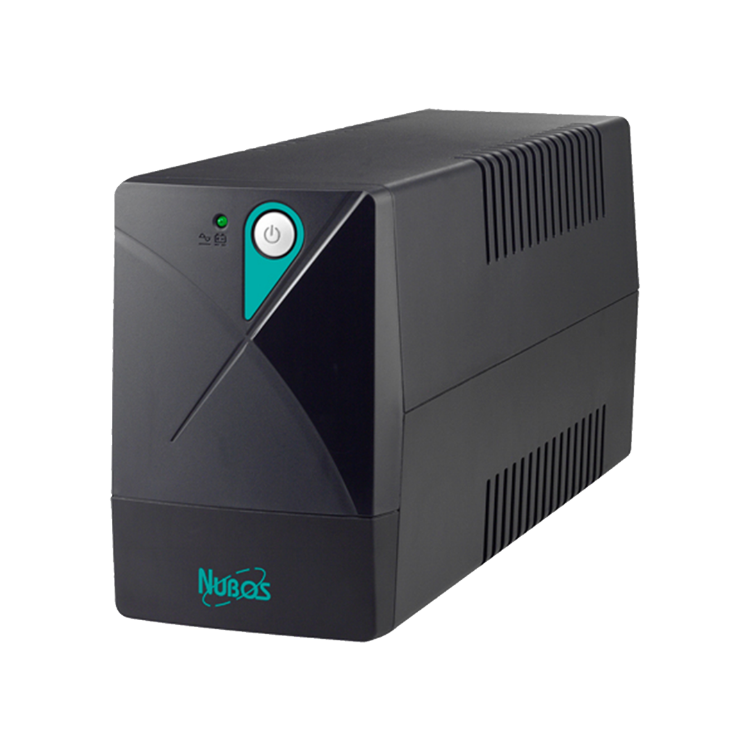 Picture of LEONICS UPS NUBOS-900V 900VA/360W เครื่องสำรองไฟ รับประกัน 2 ปี Line Interactive with Stabilizer