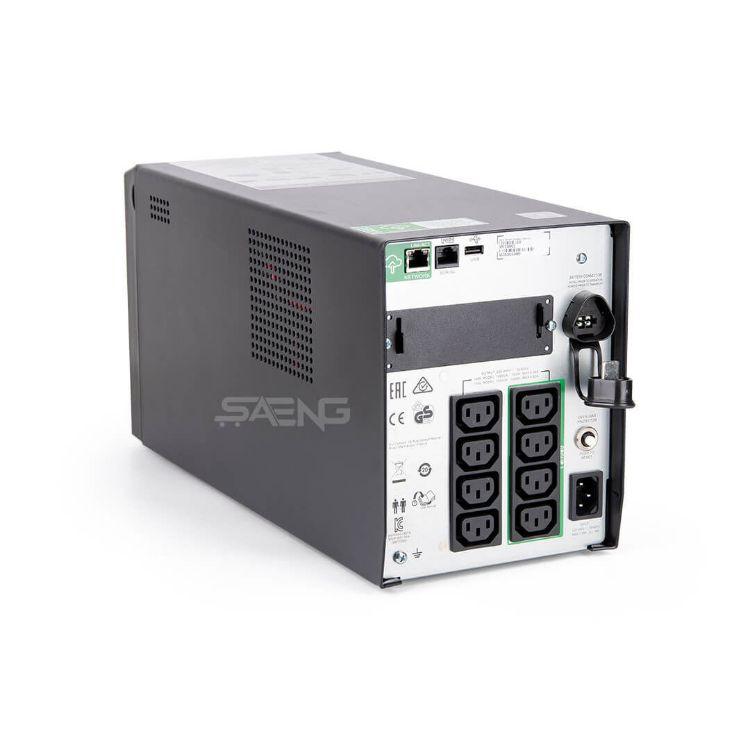 Picture of APC SMART-UPS SMT1500IC 1500VA/1000W เครื่องสำรองไฟ