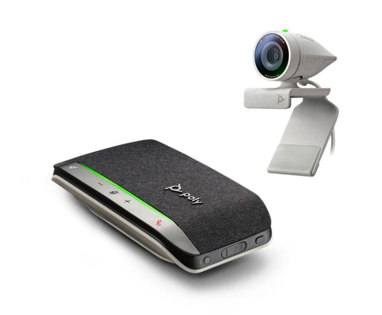 Picture of Poly Studio P5 kit with Sync 20 for video conferencing  (PN:2200-87150-025)