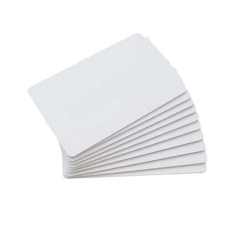 Picture of TEISON Blank RFID Cards 10 ใบ for Driver
