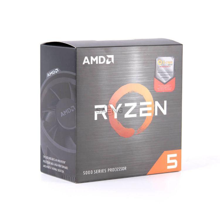 Picture of AMD Ryzen 5 5600X CPU 3.7GHz 8C | 16T