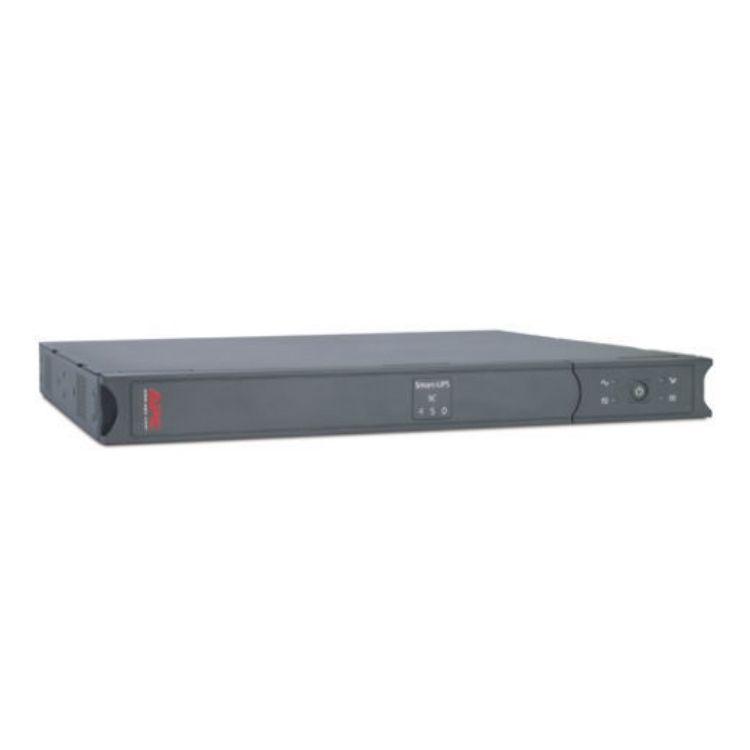 Picture of APC SC450RMI1U Smart-UPS SC 450VA 230V - 1U Rackmount/Tower
