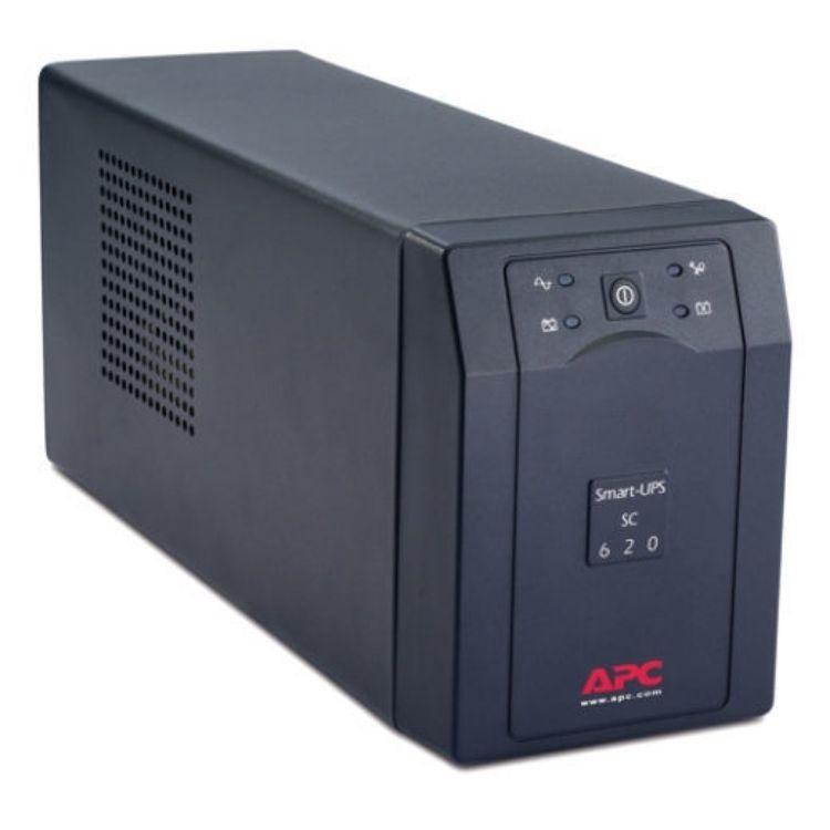 Picture of APC SC620I Smart-UPS SC 620VA /390 Watt 230V