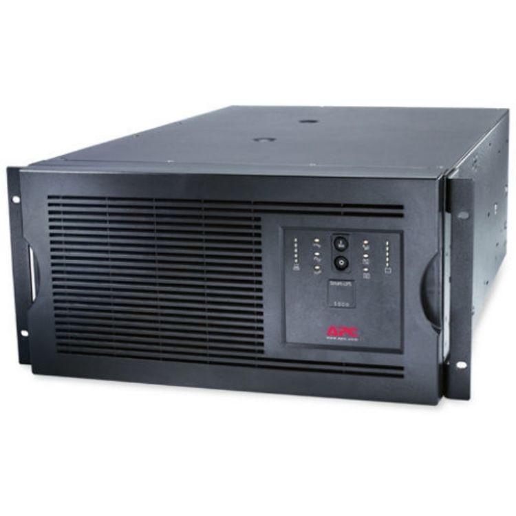 Picture of APC SUA5000RMI5U Smart-UPS 5000VA /4000 Watt USB & Serial RM 5U 230V