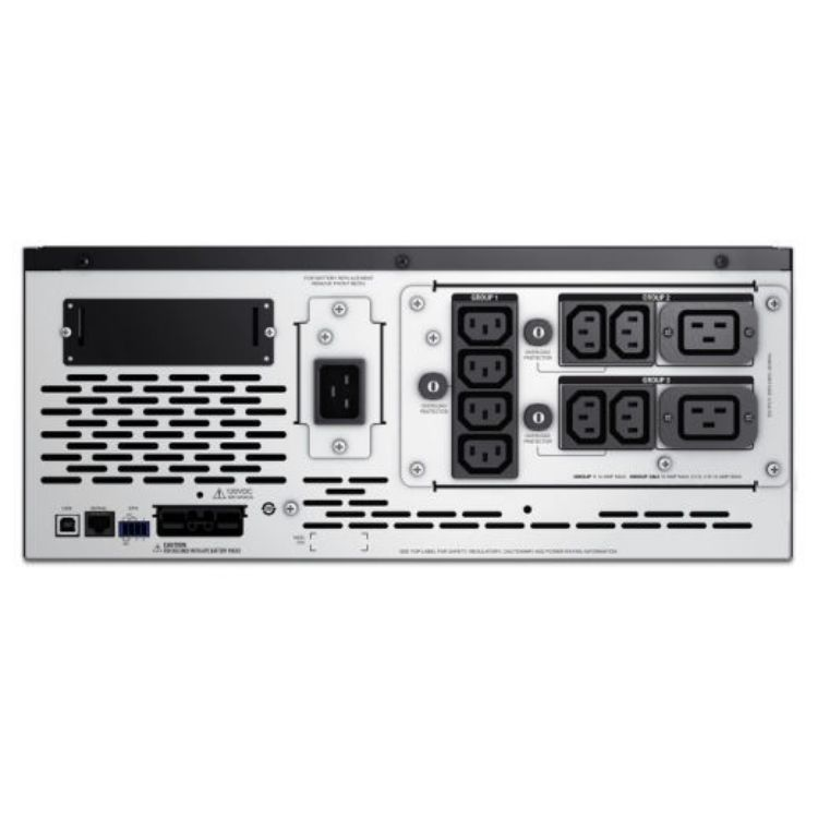 Picture of APC SMX2200HV Smart-UPS X 2200VA  1980 Watt Short Depth Tower/Rack Convertible LCD 200-240V