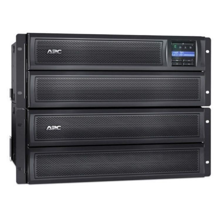 Picture of APC SMX120BP Smart-UPS X 120V External Battery Pack Rack/Tower  ( For SMX3000HVNC ,SMX3000HV,SMX2200HV )