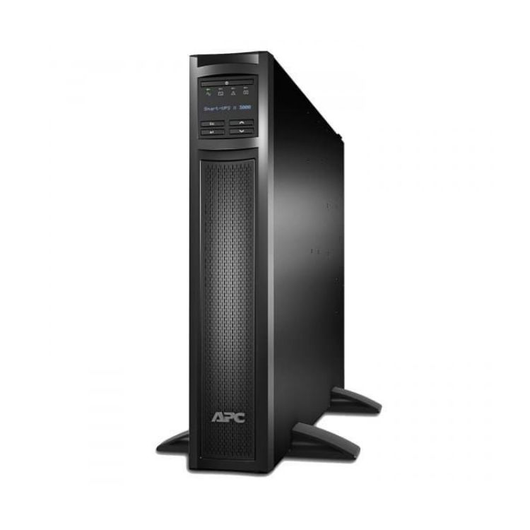 Picture of APC SMX3000RMHV2UNC Smart-UPS X 3000VA Rack/Tower LCD 200-240V with Network Card
