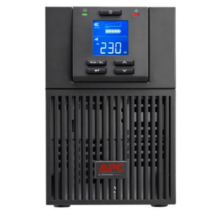 Picture of APC SRV1KI True online  APC Easy UPS SRV 1000VA 230V/800watt ( Tower  เพิ่ม battery pack ไม่ได้ )
