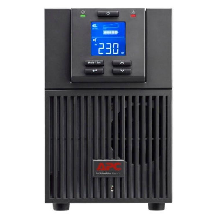 Picture of APC  SRV2KI True online APC Easy UPS SRV 2000VA/1600Watt  230V  Tower Model  !!! ( Tower  เพิ่ม battery pack ไม่ได้ )
