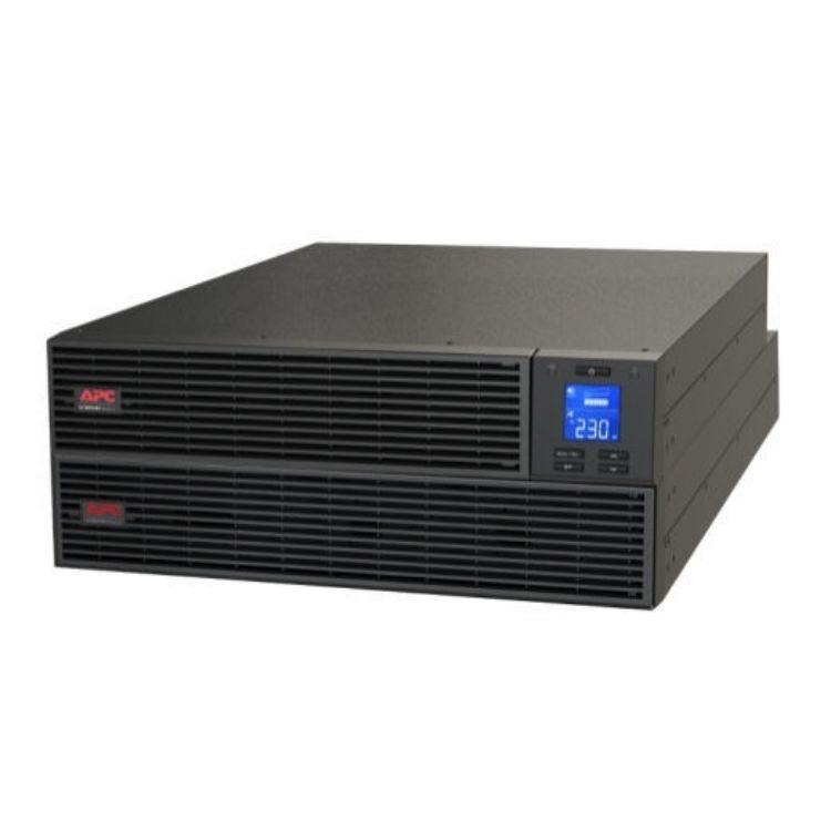 Picture of APC SRV3KRILRK Easy UPS ONLINE SRV RM Ext. Runtime 3000VA 230V with Rail kit Batt pack