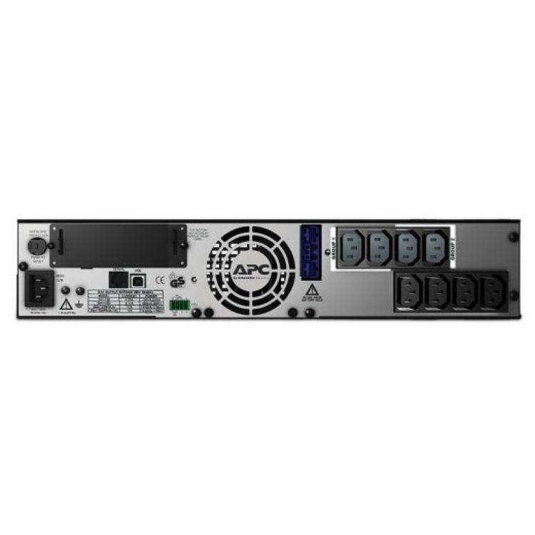 Picture of APC SMX1000I Smart-UPS X 1000VA 800Watt Rack/Tower LCD 230V