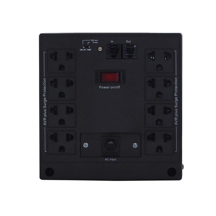 Picture of SKD AVR-3000 3000VA/1500W เครื่องปรับแรงดันไฟฟ้า (PN:UPS-SKD-3000VAXXX)