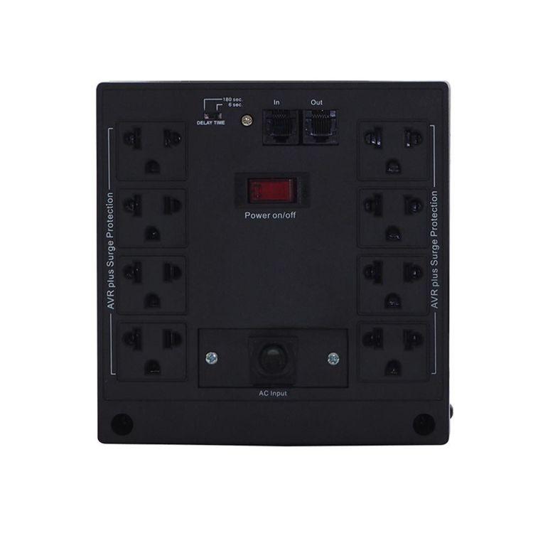 Picture of SKD AVR-4000 4000VA/2000W เครื่องปรับแรงดันไฟฟ้า (PN: UPS-SKD-AVR4000/2000)
