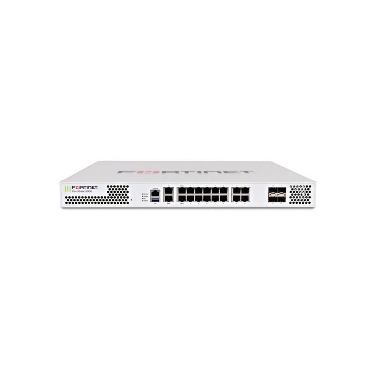 Picture of Fortinet FortiGATE 200E Box with MA 1 Year (24*7) (PN:FG-200E)  + ใบอนุญาติแบบครบวงจร 1 ปี