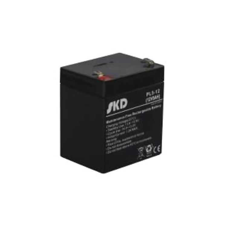 Picture of SKD PL5-12 12V 5Ah Battery for Protech-850 UPS (PN:BAT-SKD-BATTPL512)