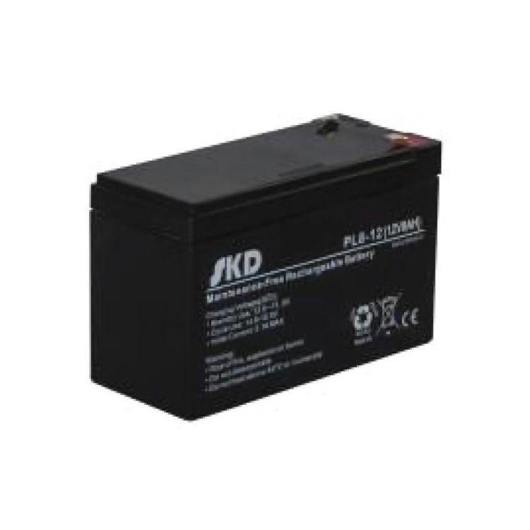 Picture of SKD PL9.6-12 12V 9.6Ah Battery for LED-1000/630 , LCD-1500 , LCD-2000 UPS (PN: BAT-SKD-BATTPL9.612)