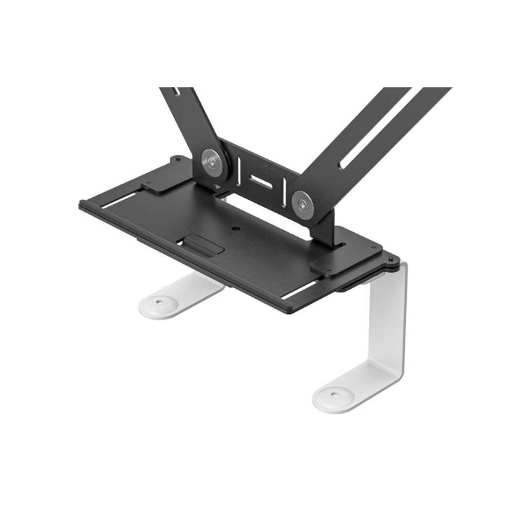 Picture of LOGITECH Rally Bar TV Mount (Off-White) (PN:952-000041)