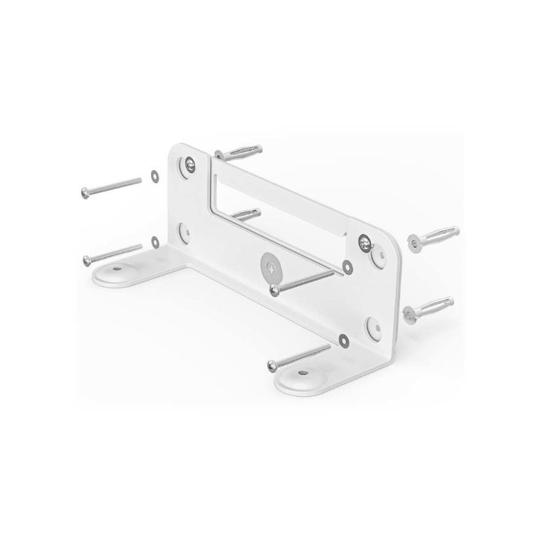 Picture of LOGITECH Rally Bar  (Off-White) WALL MOUNT FOR VIDEO BARS VESA-compatible mounting kit for Rally Bar and Rally Bar Mini (PN:952-000044)