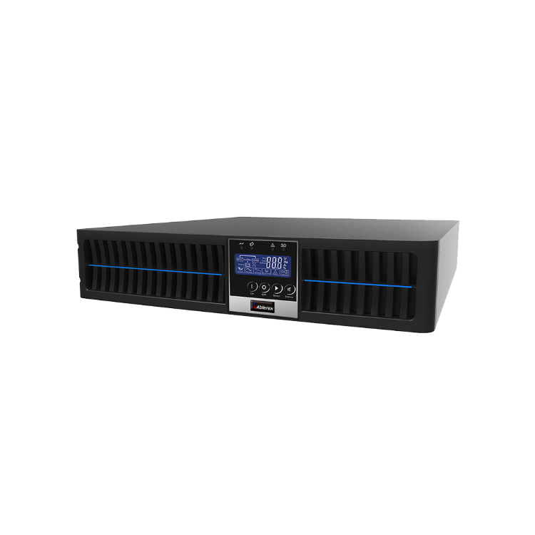 Picture of ABLEREX RSPLUS-RT3000 3000va/2100w with LCD display เครื่องสำรองไฟ