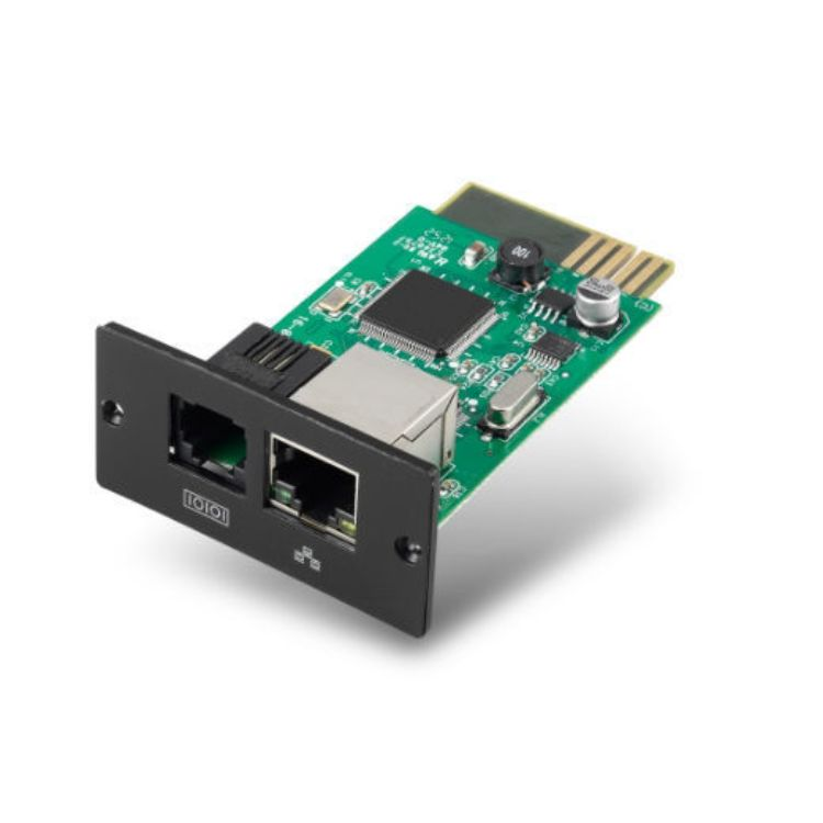 Picture of APC Easy UPS On-Line SRV SNMP Card (PN:APV9601)